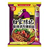 Baijia Instant Sweet Potato Vermicelli - Hot Soup Flavour 105g