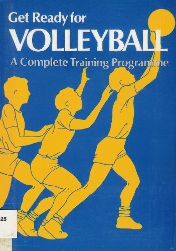 Get Ready for Volleyball por Rob Youngs