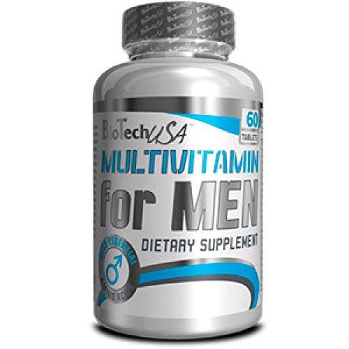 Biotech USA Multivitamin for Men - 60 tabls.
