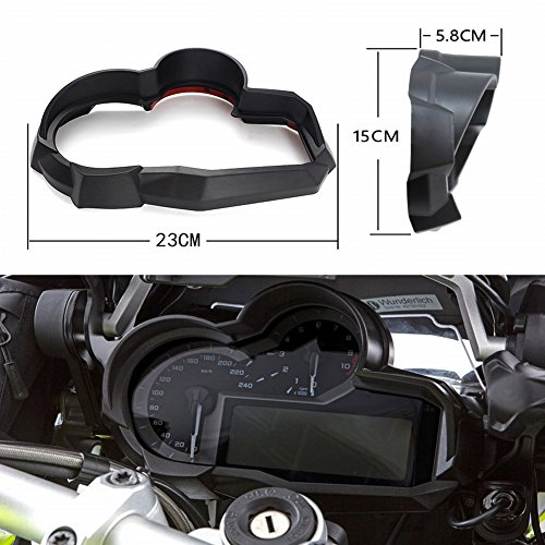 xx eCommerce motocicletta tachimetro calibro misuratore tachimetro orologio case per 2014–2018BMW R1200GS LC 201520162017