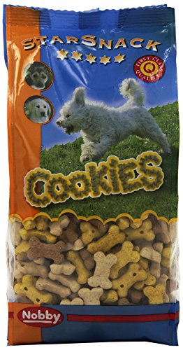"Nobby StarSnack Cookies ""Puppy"" Beutel 500g, 1er Pack (1 x 0.5 kg)"