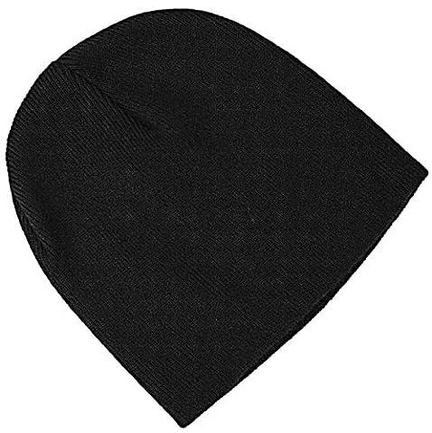 Admiral Toque Knit Beanie Cap,