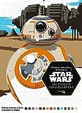 Colorea y descubre el misterio Star Wars (Hachette Heroes - Star Wars - Colorear)