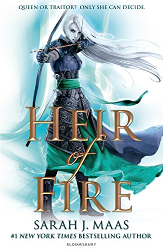 Heir of Fire (Throne of Glass Book 3) (English Edition) eBook ...