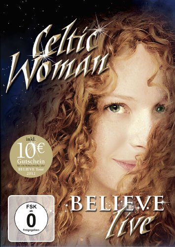 : Celtic Woman - Believe (DVD)