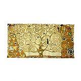 Donola Gustav Klimt der Baum des Lebens Badetuch 80x 130cm