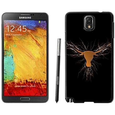 Designer Samsung Galaxy Note 3 Cover Ncaa Big 12 Conference Texas Longhorns 06 Hot Phone Case