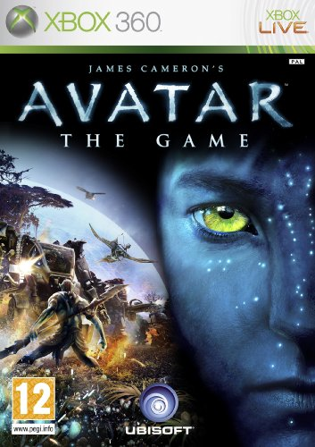 Click for larger image of James Cameron's Avatar: The Game (Xbox 360)
