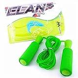 #7: Elan SR-5077-001 Skipping Rope (Green)