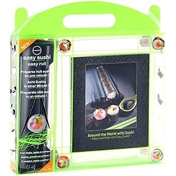 Easy Sushi 5041719 Coffret 3,5 cm + Livre