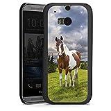 DeinDesign HTC One M8s Hülle Case Handyhülle Pferd Horse Stute