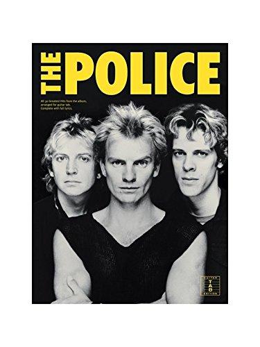 The Police: Greatest Hits. Partitions pour Guitare, Tablature Guitare par  Wise Publications