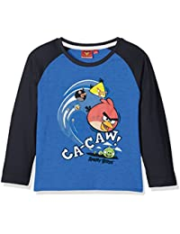Angry Birds, T-Shirt - Manches Longues  Garçon
