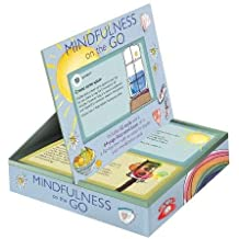 Mindfulness on the Go: Includes 52 cards and a 64-page illustrated book, all in a flip-top box with an easel to display your mindfulness cards
