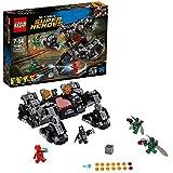 LEGO Super Heroes - Knightcrawler Super Heroes - Ataque subterráneo (76086)