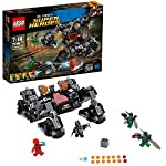 LEGO- Super Heroes L'Inseguimento con gelante della Speed Force, Multicolore, 76098  LEGO