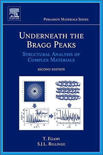Underneath the Bragg Peaks: Structural Analysis of Complex Materials (Volume 16) (Pergamon Materials Series (Volume 16), Band 16)