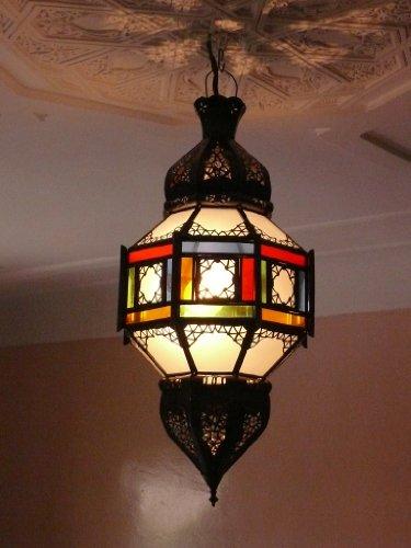 Orientalische Hängelampe Deckenlampe Leuchte 1001 Nacht Marrakesch