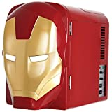 Marvel Iron Man 4L Mini Refrigerator