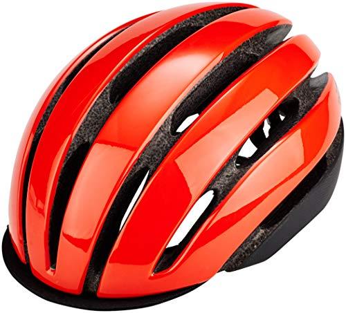 Giro Aspect Helmet glowring red Kopfumfang 51-55cm 2016 Fahrradhelm