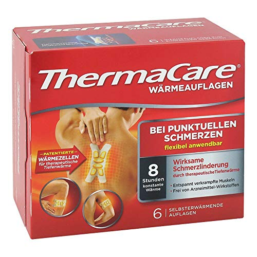 Thermacare flexible Anwen 6 stk