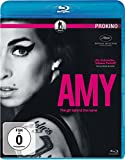 DVD Cover 'Amy - The girl behind the name [Blu-ray]