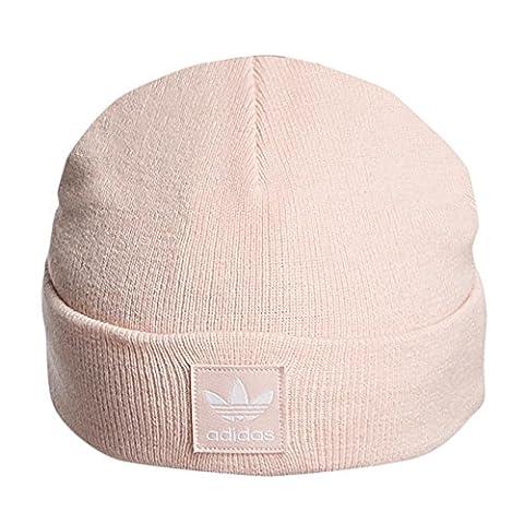 adidas Herren Logo Mütze, Icey Pink/White, OSFM