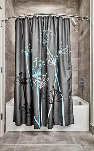 rideau de douche zen