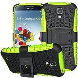 Galaxy S4 Hülle,ykooe (TPU Series) Samsung S4 Dual Layer