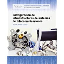 Configuración de infraestructuras de sistemas de telecomunicaciones