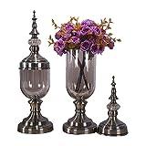 Decestest europäischen Stil Kristallglas Vase Dekoration Handwerk, Wohnzimmer Halle, Schlafzimmer TA