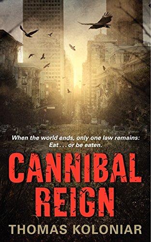 Cannibal Reign (Harper Thriller)