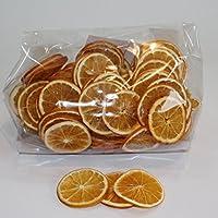 Bolsa de 250g de Rebanadas de Naranja Seca Producto de Floristería Navideña