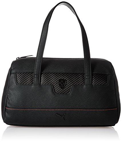 Puma Ferrari LS Handbag, Größe:OSFA, Farbe:puma black