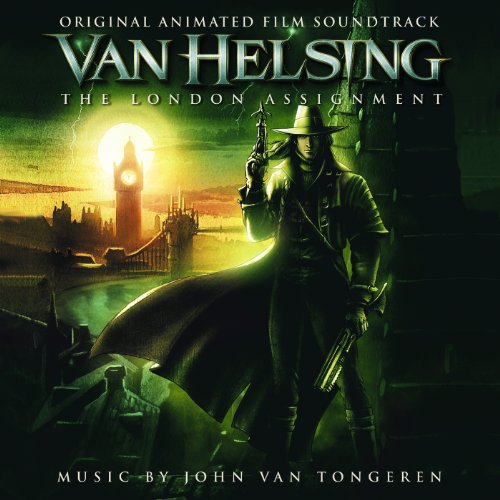 "Van Helsing Main Title (Original Animated Film Soundtrack ""Van Helsing: The London Assignment"")"