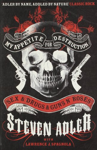 Book cover for My Appetite for Destruction