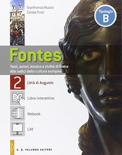 FontesLIM. Per i Licei e gli Ist. magistrali. Con e-book. Con espansione online. Con libro: 2