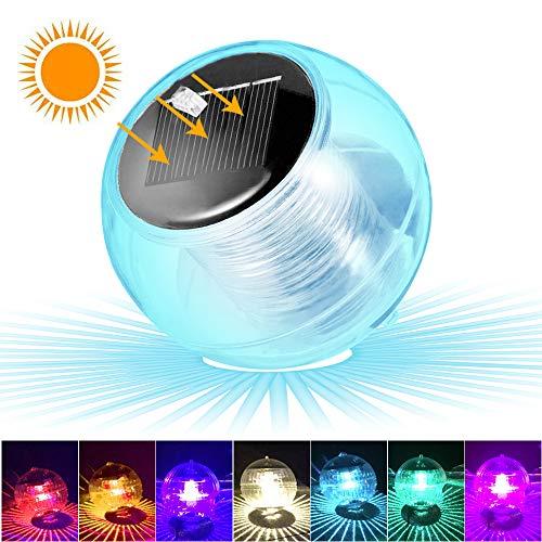 SunTop Wasser Licht Teichlicht Pool-Licht Pool-Beleuchtung Teichbeleuchtung