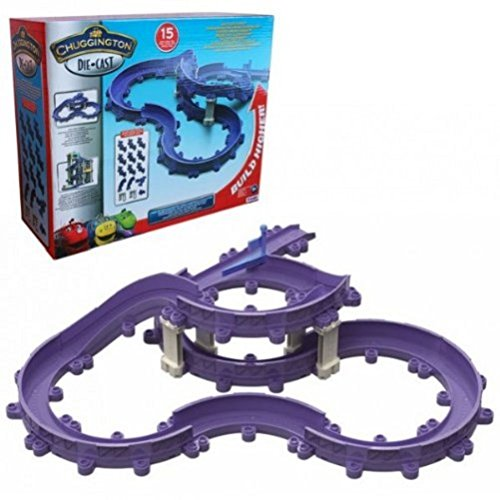 Image of Chuggington Stack Track Up and Around Track Pack