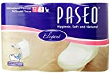 #8: Paseo Tissues Toilet Roll 3 Ply - 300 Pulls (12 Rolls)
