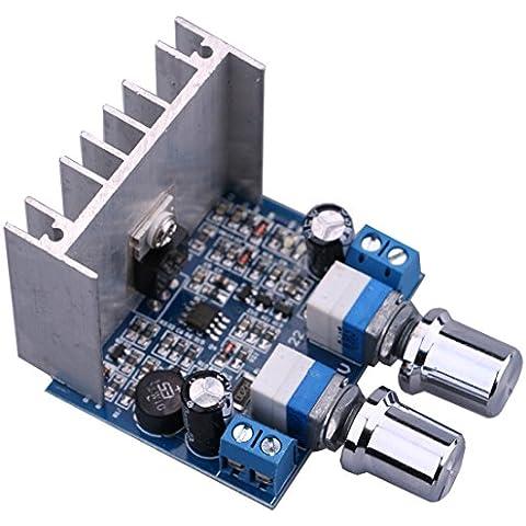 Kissing U LM358 AC / DC 5-16V módulo de alimentación de 0 V ajustable regulador de voltaje constante Corriente constante bajada Variable Power Board Volt