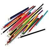 #5: Livzing 36 Pack colored Shade Full Size Color Pencil Set For Kids Adults Arts And Craft Drawing Colouring