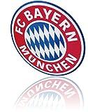Aufkleber Emblem 20 cm FC Bayern München FCB - etiqueta engomada / Sticker / autocollant Bayern Munich