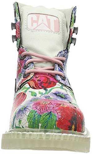Caterpillar Damen Colorado Flowers Boot Pink Print