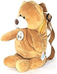 Kinder Plüsch Rucksack Kinderrucksack Kindergarten Kuscheltier Stofftier Bär preisvergleich bei kinderzimmerdekopreise.eu