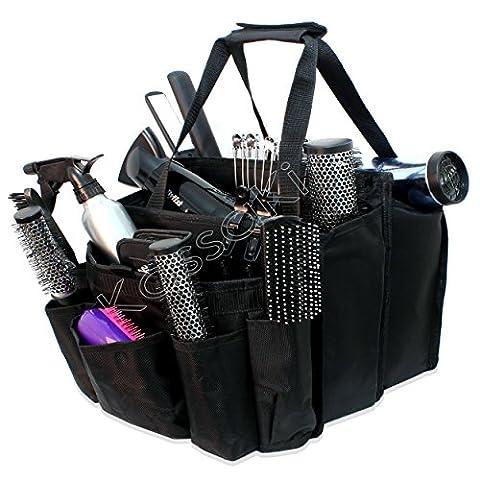 Werkzeugtasche TRAGETASCHE Extra Groß Friseur/Barber/Salon Zubehör Storage/Session (Breite Werkzeugtasche)
