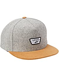 Casquette Vans Mini Full Patch Heather Grey