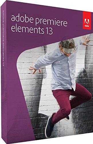 Adobe Premiere Elements - (V. 13 ) - Box-Pack (Upgrade)