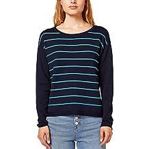 Suchergebnis auf für: blau gestreifter pullover damen