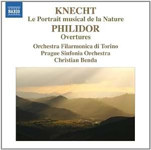 Justin Heinrich Knecht - François-André Danican Philidor